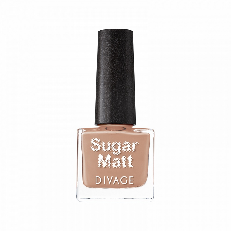 SUGAR MATT NAIL POLISH - Divage