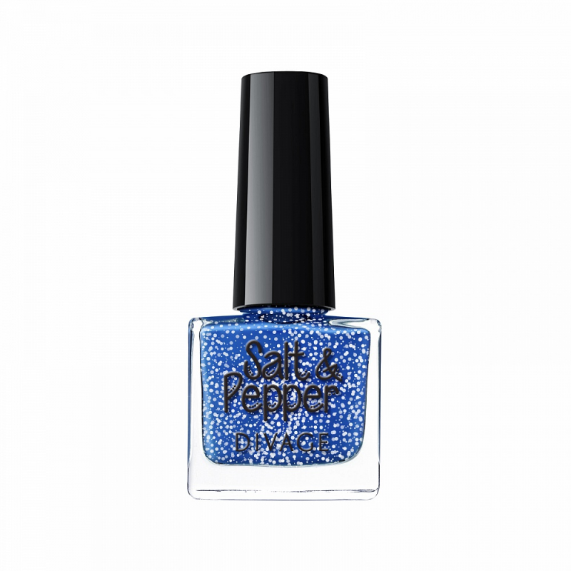 SALT & PEPPER NAIL POLISH - Divage
