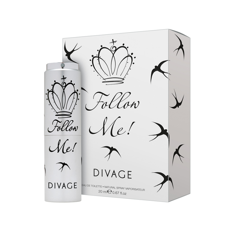 FOLLOW ME! Eau de Toilette - Divage
