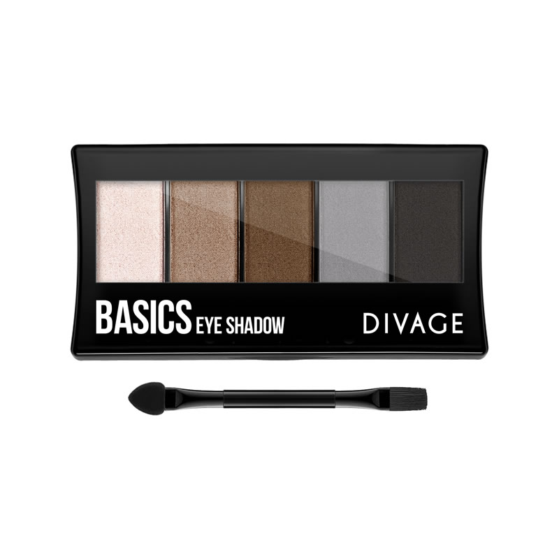 BASICS EYESHADOW PALETTE - Divage