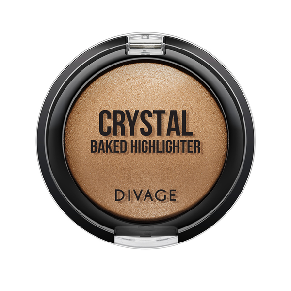 CRYSTAL BAKED HIGHLIGHTER - Divage Milano
