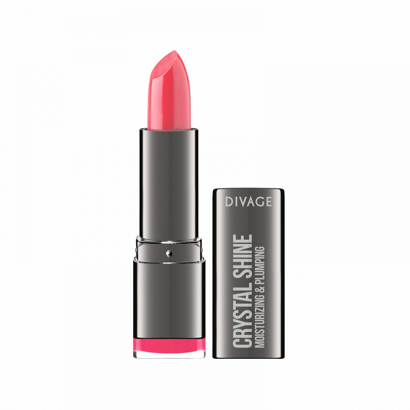CRYSTAL SHINE GLOSSY LIPSTICK - Divage Milano