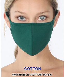 Adult Face Mask (more colors)