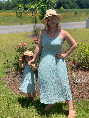 Mosaic Midi Dress (MOMMY)