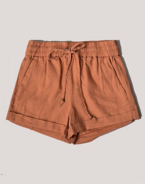 The Linen Short (More Colors)