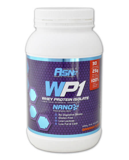 WP1 100% Whey Protein Isolate