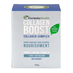 COLLAGEN BOOST with Organic Silica