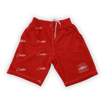RED DIVISION SHORTS