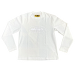 WHITE PREMIUM THERMAL LONGSLEEVE [TRUE TO SIZE]