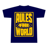 RULESTHEWORLD INSIGNIA TEE (BACK)