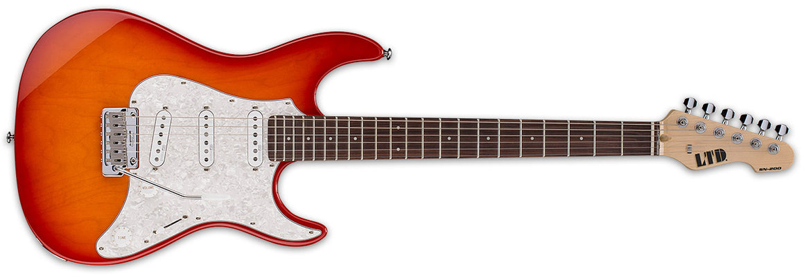 LTD SN 200W Copper Sunburst