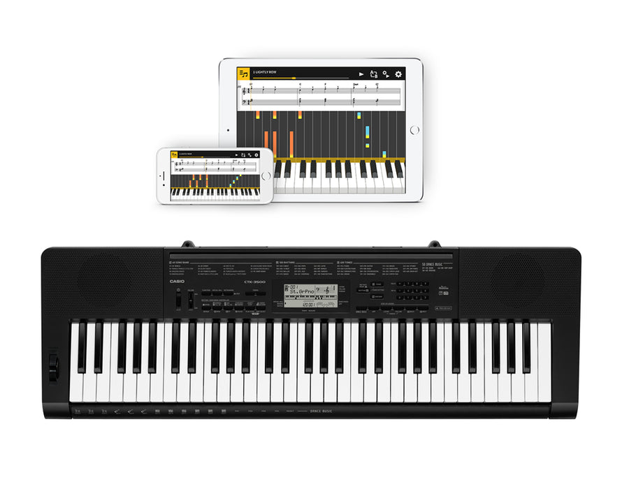 Casio CTK-3500 Keyboard