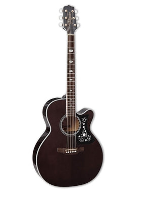 Takamine GN75CE Transparent Black