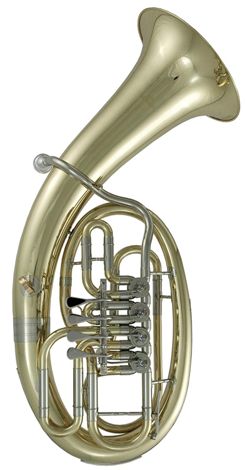 Roy Benson BH-202 baritone, curved bell (B-vare)