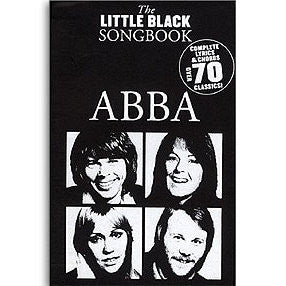 ABBA - The Little Black Songbook
