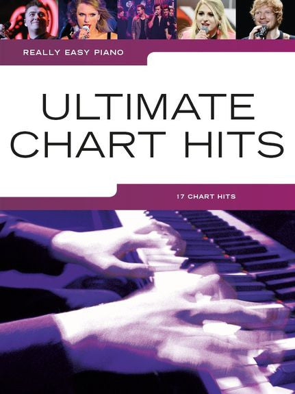 Really Easy Piano: Ultimate Chart Hits