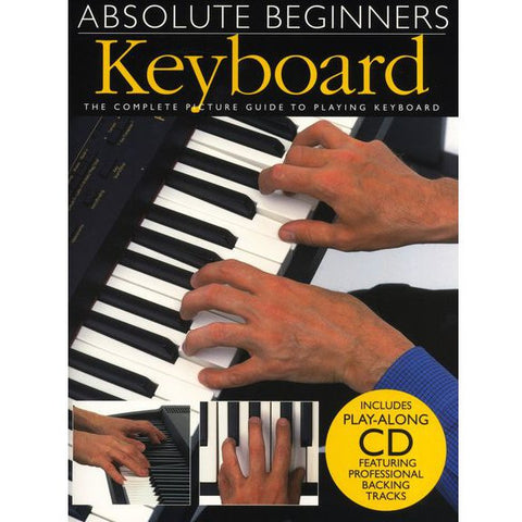 Absolute Beginners Keyboard