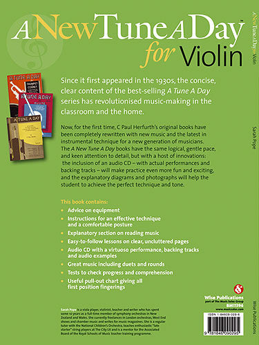 A New Tune A Day: Violin Book 1 (CD Edition)