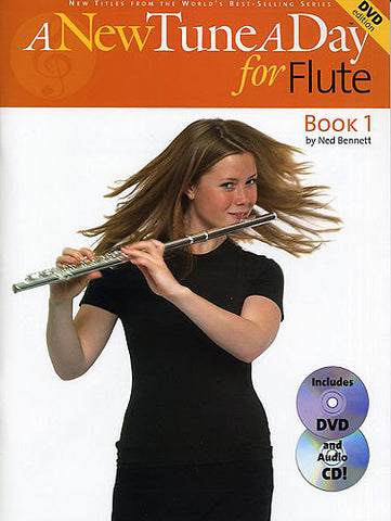 A New Tune A Day: Flute Book 1 (DVD Edition)