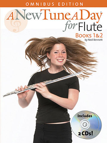 A New Tune A Day: Flute Book 1 & 2 (CD Edition)