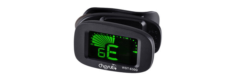 Cherub Clip-on tuner.