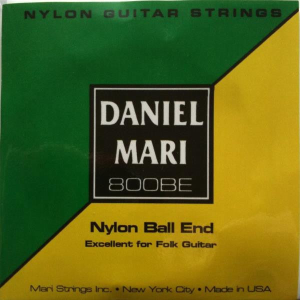 Daniel Mari 800BE nylonstrenger ball end