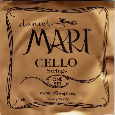 Daniel Mari cellostrenger