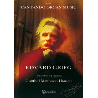 Music by Edvard Grieg transcribed for organ