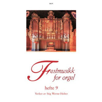 Festmusikk for orgel