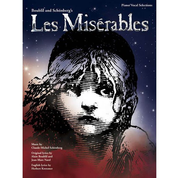 Les Miserables - Piano/Vocal Selections