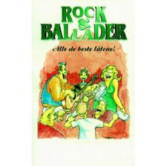 Rock & Ballader 1, Pocketutgave