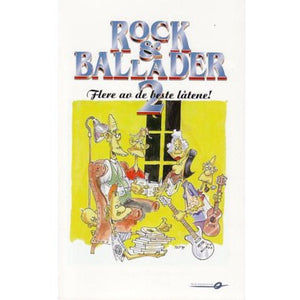 Rock & Ballader 2, Pocketutgave