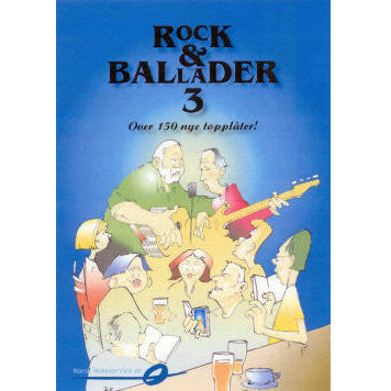 Rock & Ballader 3, Pocketutgave