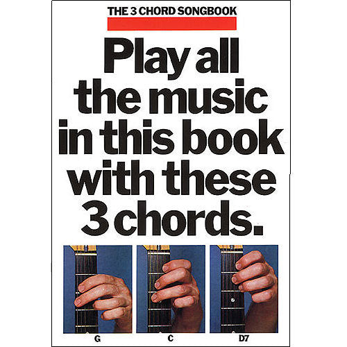 The 3 Chord Songbook 1
