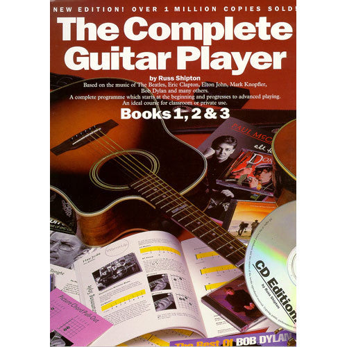 The Complete Guitar Player 1, 2 & 3