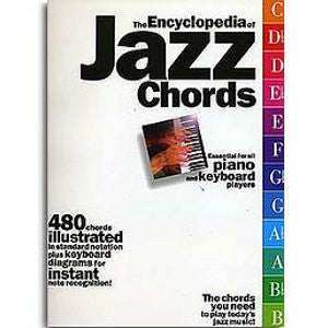 The Encyclopedia Of Jazz Chords