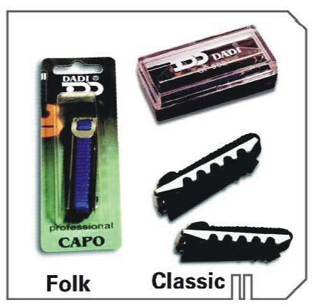 Capo for gitar Dadi CP002/FP002