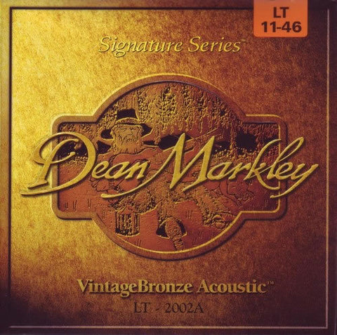 Dean Markley VintageBronze Acoustic Guitar Strings