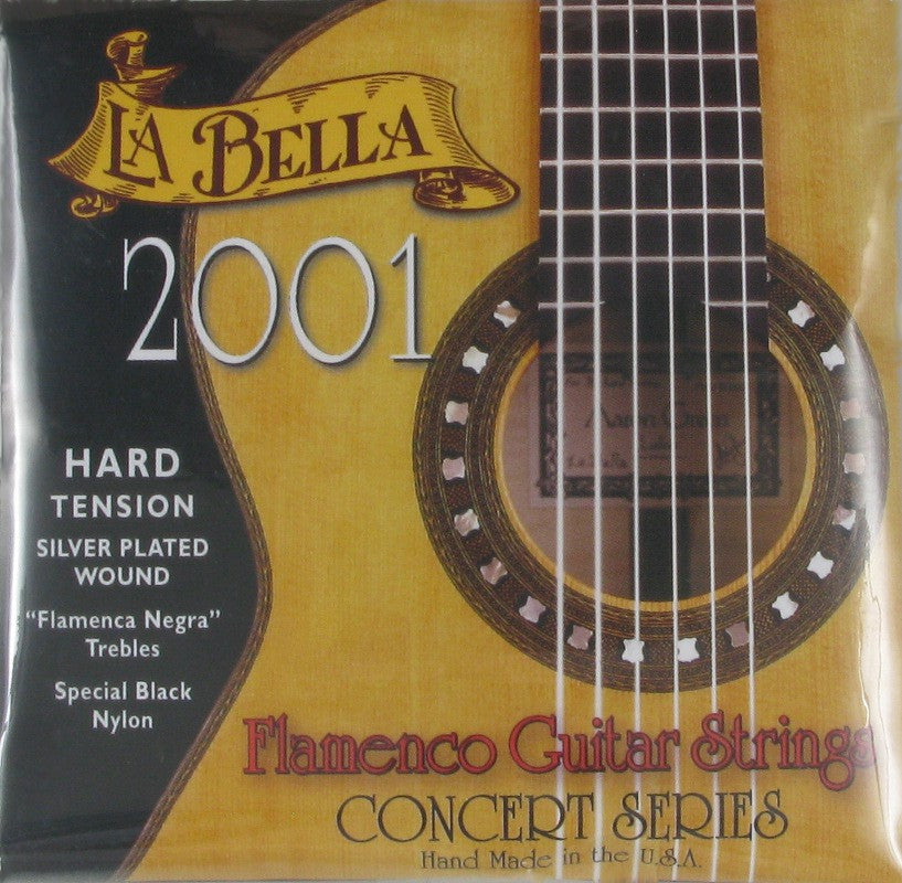 La Bella 2001 Extra Hard Tension