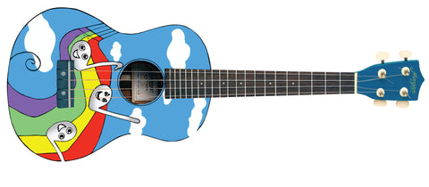 Morgan Sopran Ukulele UK-100