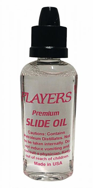 Players Music Slide Oil