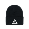 EMBROIDERED MONUMENT LOGO BEANIE