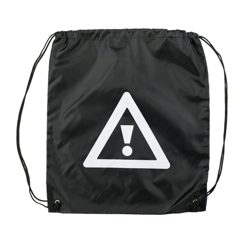 MONUMENT LOGO DRAWSTRING BAG