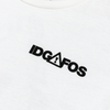 IDGA-MONUMENT T-SHIRT WHITE