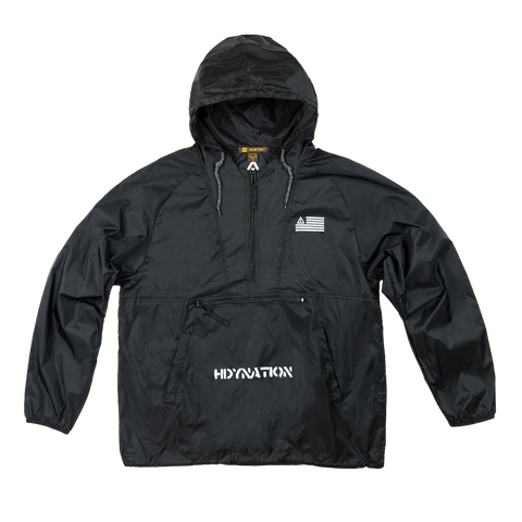 IN HI-DEF WINDBREAKER