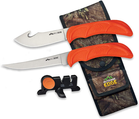 Outdoor Edge - Wildbone - with sheath