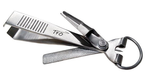 TFO Nipper & Knot Combo Tool