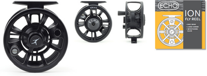 Echo Ion Fly Reel