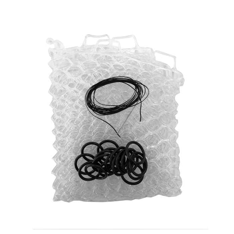 "Fishpond - 19"" Clear Rubber Replacement Net Kit"