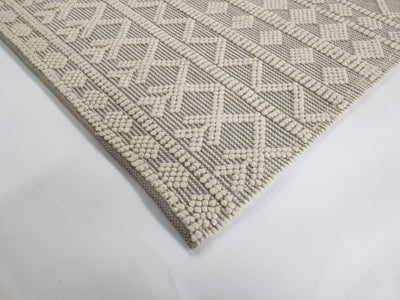 Textures 103 Ivory (Wool & Cotton blend)